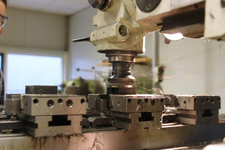 Bedrijfsfoto metaalbewerking Rossum